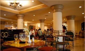 Landmark 4-star hotel in QC Quezon City
